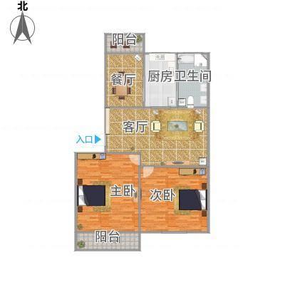 上海_溢发公寓_2016-01-06-1151