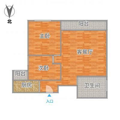 中山_汇星豪庭26栋802_2016-01-06-1447
