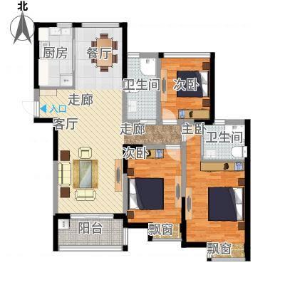 三室两厅-副本-总尺寸