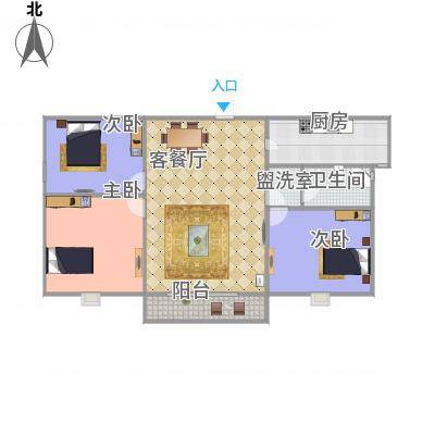 鹤壁_九州理想城_2015-09-09-1245-副本