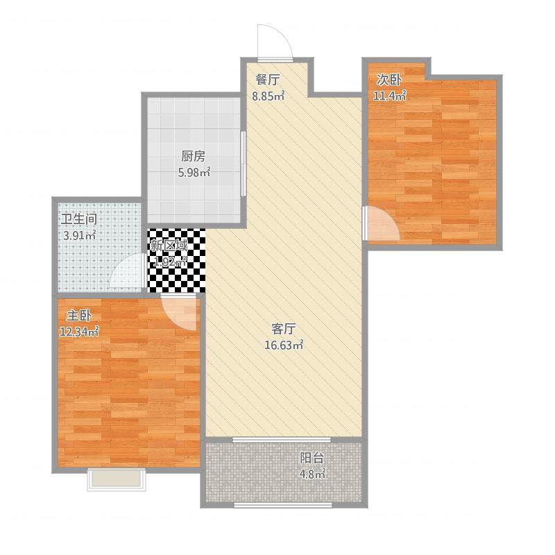 2016房子结构图
