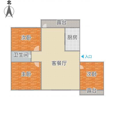 大连_弘基书香园三期_2016-01-08-1058