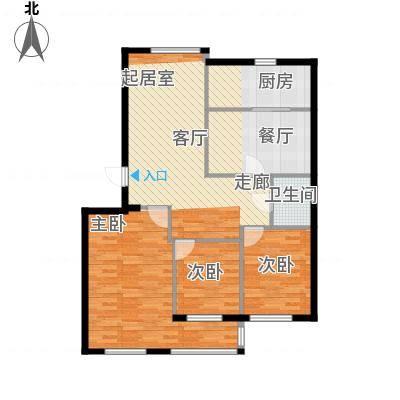 阳光公寓户型-副本