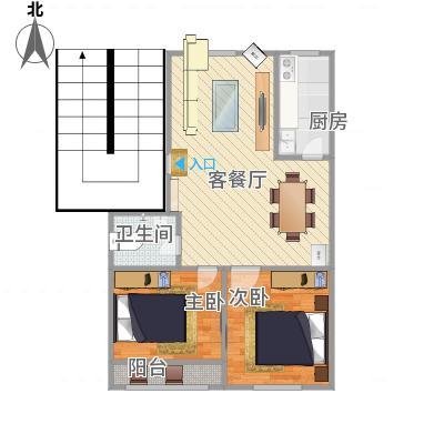 衡水_万华城_7号楼4单元201