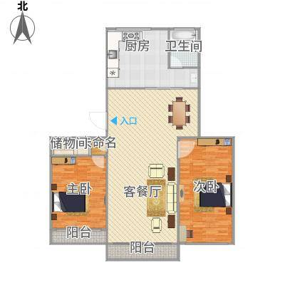 上海_培花久远公寓_2016-01-08-1740