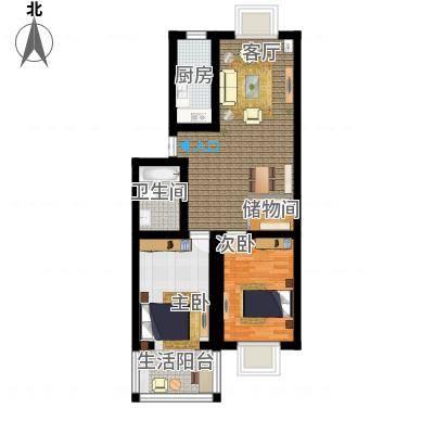 天顺园小区两室两厅-副本