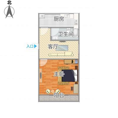 上海_芳华路713弄小区_2016-01-08-1825