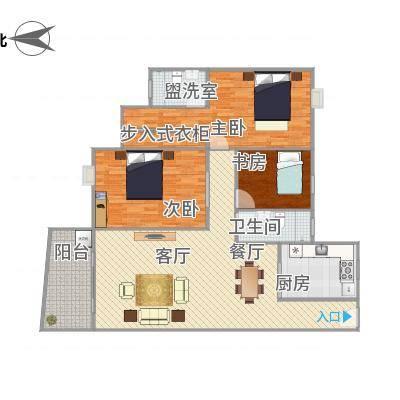 中山_汇星豪庭20栋202_2016-01-09-1929