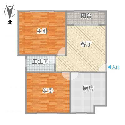 上海_浦江东旭公寓_2016-01-09-2152