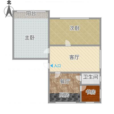大连_翠竹小区_2016-01-10-1029