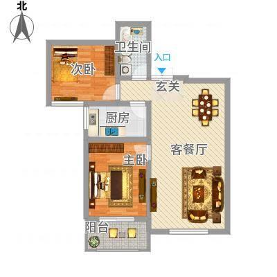 中达・尚城4户型-副本