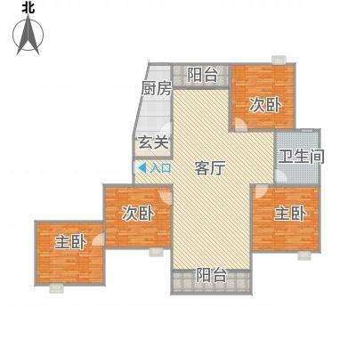 上海_绿地南桥新苑376号101室_2016-01-10-1912