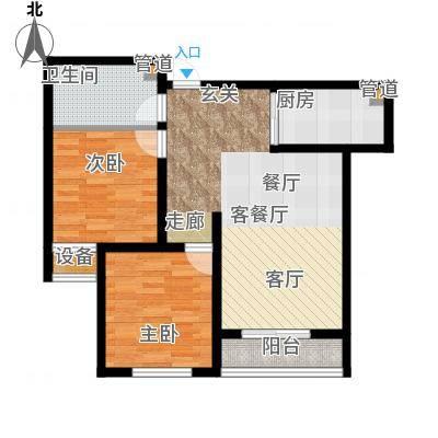 晨光花城B2户型-副本
