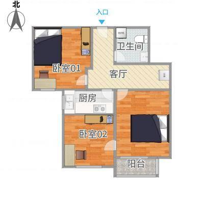 丰台区阳光星苑4号楼4单元4层402-副本