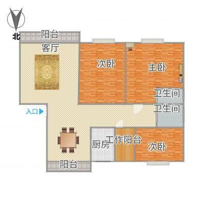 上海_珠江玫瑰花园_2015-12-24-1932