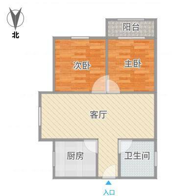 上海本色户型图-副本