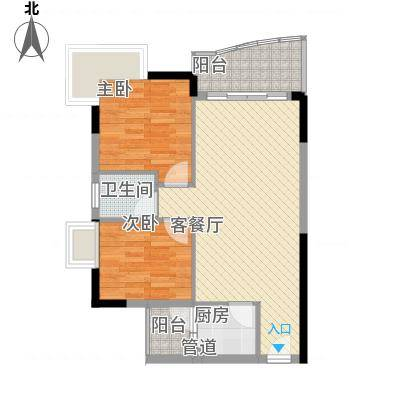 绿杨居户型2室-副本