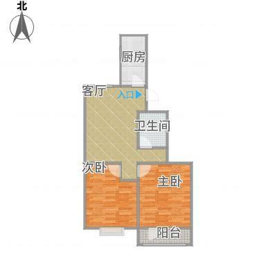 华明家园的户型图