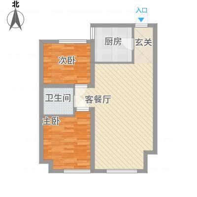沈阳国瑞城E户型-副本