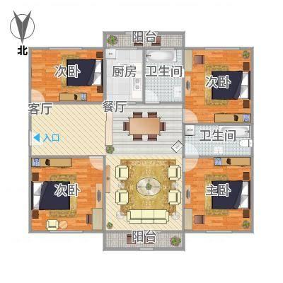 上海_康德公寓_2016-01-15-1836