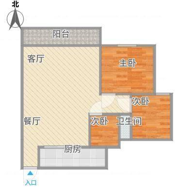 重庆_佳禾钰茂河畔名居_2016-01-16-1046