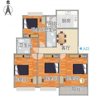 上海_SHW15924302金銘福邸13-402