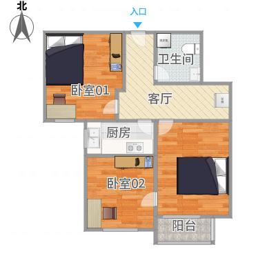 丰台区阳光星苑4号楼4单元4层402