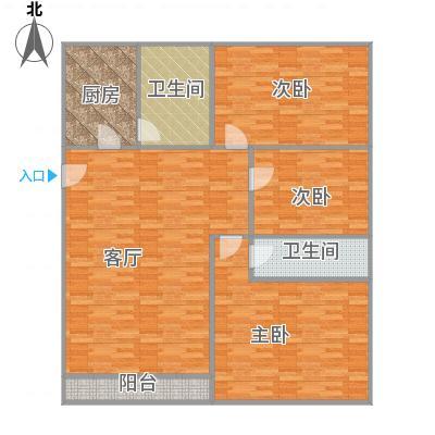 上海_东波苑二街坊_2012-04-10-1851