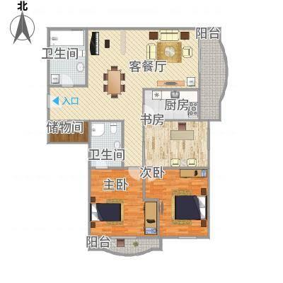 上海_众城公寓_2016-01-20-1826