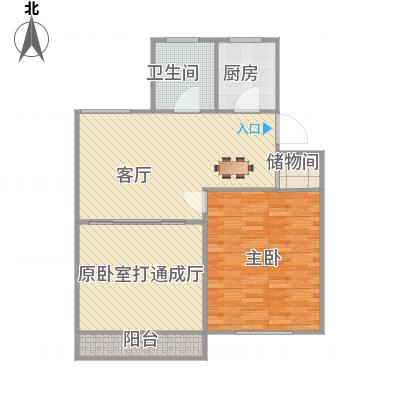 上海_桥畔小区_2016-01-21-1127
