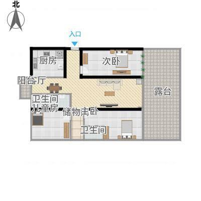 上海_新泾家苑_2016-01-22-1336