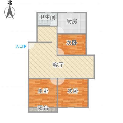 上海_莱阳新家园18号301_2016-01-22-1601