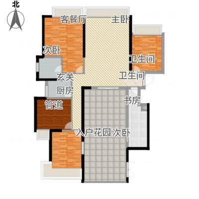 国际邮轮城一期(一期)南区1#楼33层04单元户型-副本