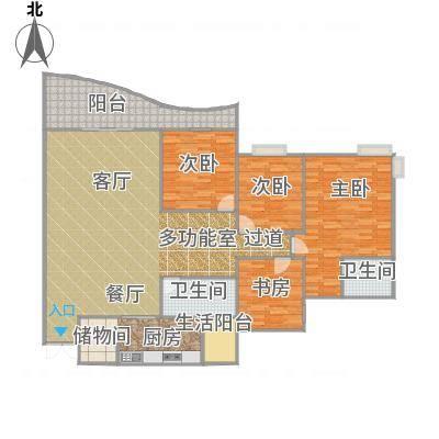 重庆_华宇渝州新都_2016-01-21-1013