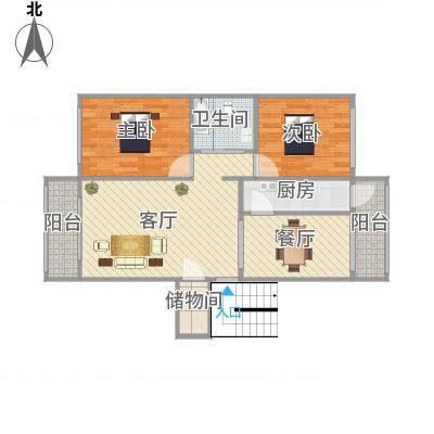 长春_晨光花园3栋1门202_2016-01-26-1016