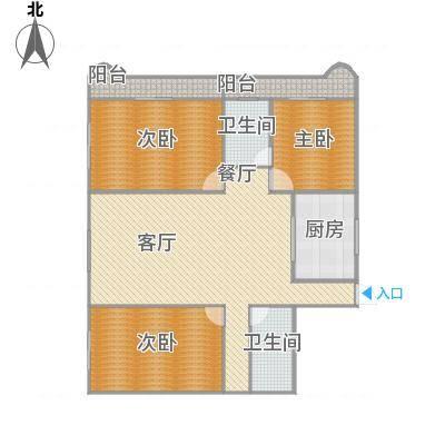 繁荣广场I期之四永徽阁01户型