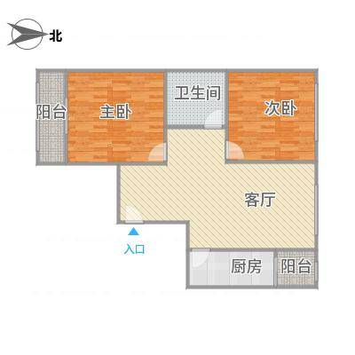 北京_大兴区幸福家园-85M_2016-01-29-0123