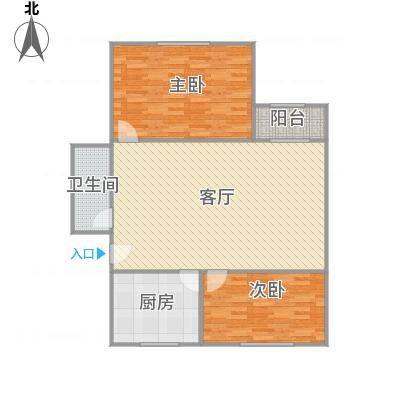 北京_大兴区幸福家园-97M两居单卫_2016-01-29-0225