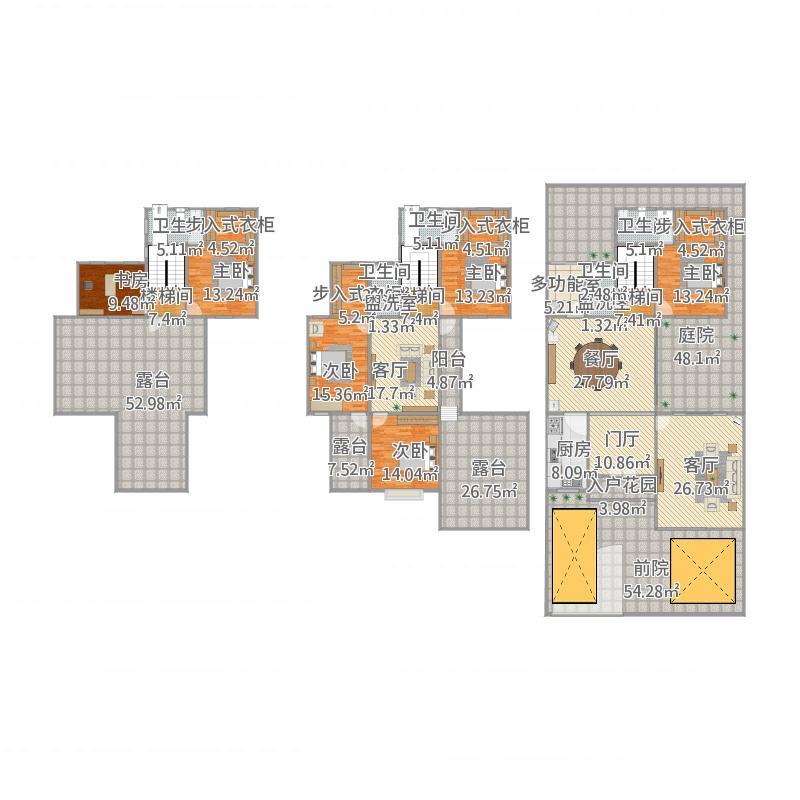 乡下 平房设计图