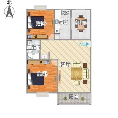 欣梅苑户型图-副本