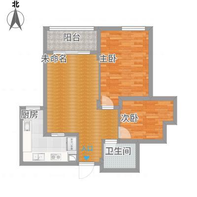 百禾星宿94.85㎡房型户型-副本