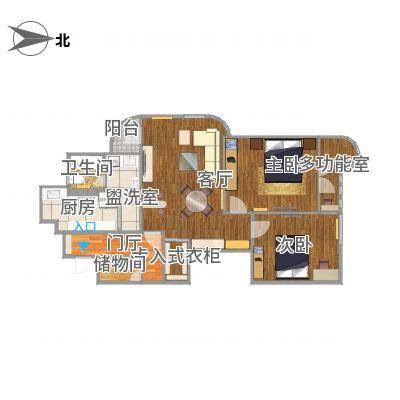 上海_宝石公寓_2016-01-07-1716