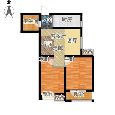 雅境新枫尚-标准户型