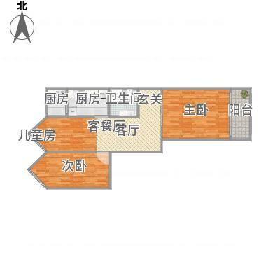 北京_惠新里东西向_2016-02-04-2121