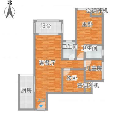 重庆_龙城国际北城_2016-01-14-1556