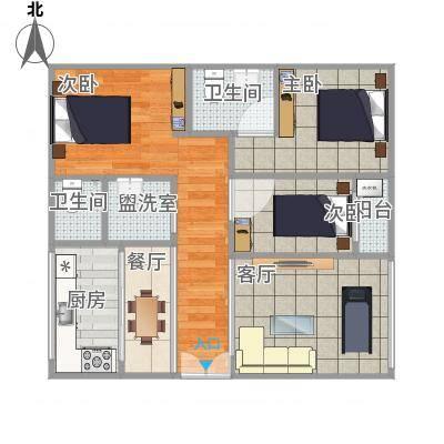 济南_水晶公寓_2016-02-04-1713
