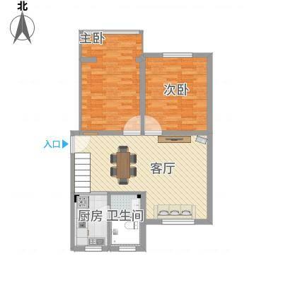 鸿基公寓1楼常规