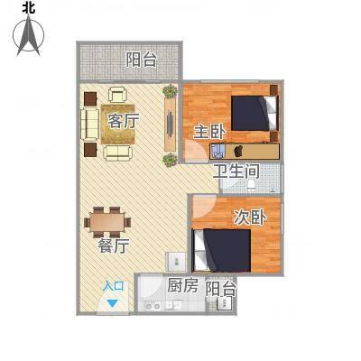 中山_汇星豪庭23栋1204_2016-02-06-1453