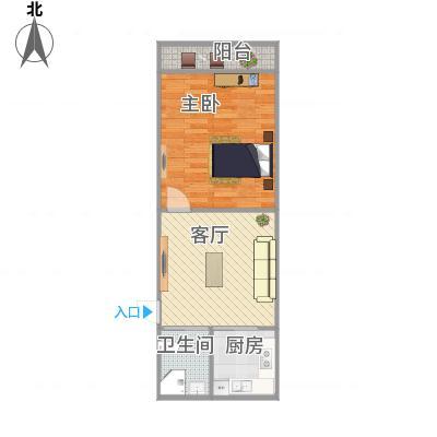 上海_海滨七村_2016-02-14-48平