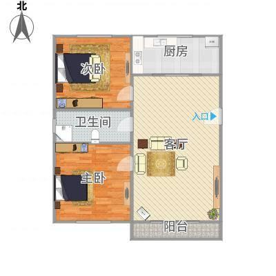 上海_龙博公寓_2016-02-16-1733
